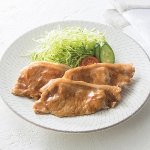 北海道SPF豚・ひこま豚ロース生姜焼 tl18-30-12