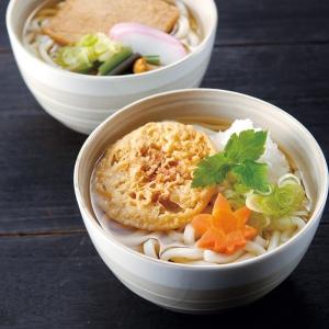 せい麺や 讃岐ウドンキツネ・天プラ5食セット 745-30c