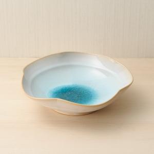 萩焼 ソライロ 花鉢 GA5-6
