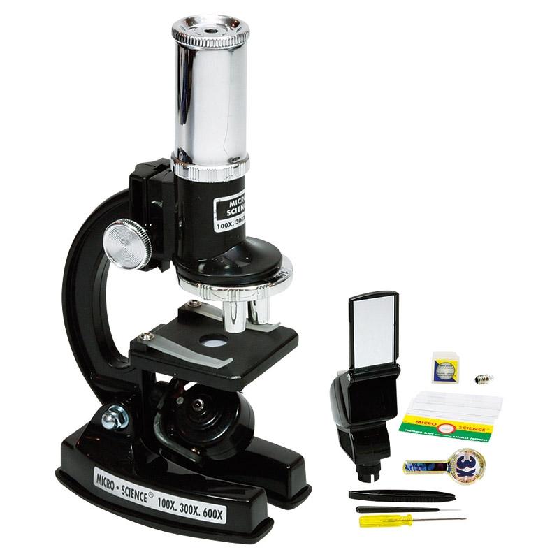 ケンコー 600倍顕微鏡セット 130080 STV-200VM