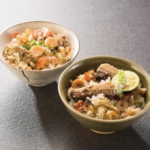 北海道産素材炊込みご飯の素4種 tl18-40-27