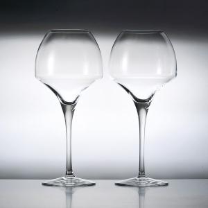 シェフ&ソムリエ タニック ワイングラス ペア E9041P