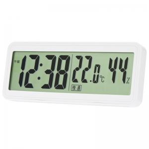 置掛兼用デジタル温湿度計 YT5256IV