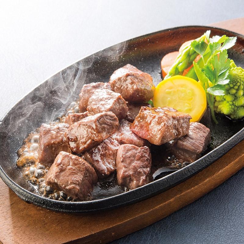 北海道かみふらの和牛サイコロステーキ tl18-50-15