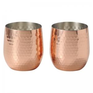 食楽工房 純銅ロックカップ 2PCセット CNE971