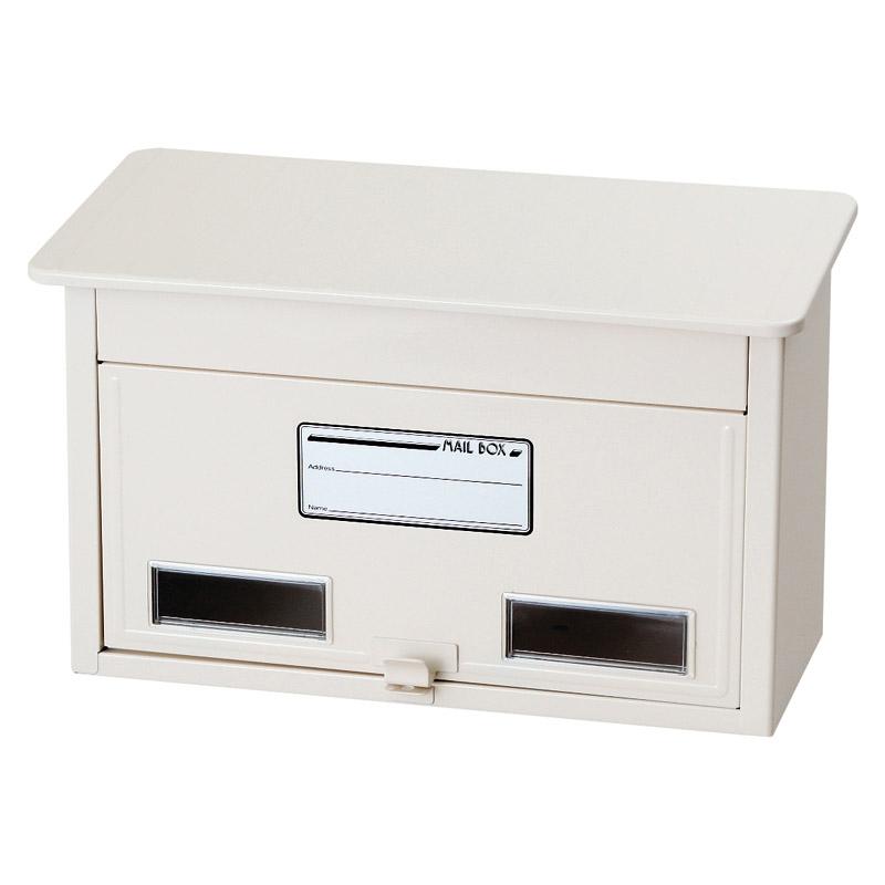 郵政型ポスト ホワイト CY-20WH