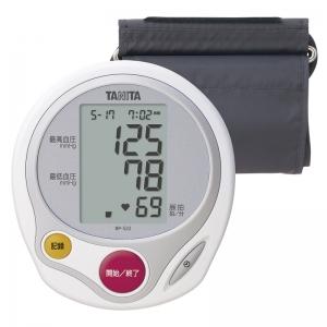 タニタ 上腕式血圧計 BP-522-WH