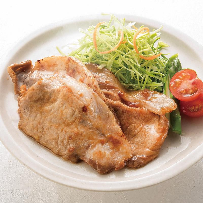 鹿児島県産黒豚ロース生姜焼 1981806