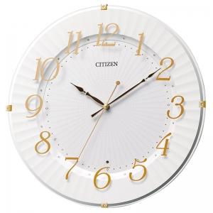シチズン 電波掛時計 8MY537-018
