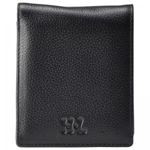 アッシュエル パスケース付二つ折財布 S-HLM100210BK
