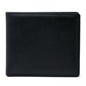 良品工房 日本製牛革二つ折り財布 K18-245