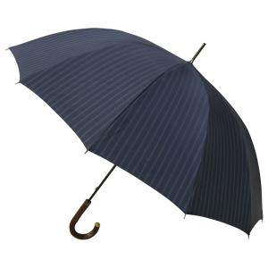 匠有村雨天兼用紳士先染綾織長傘 OBAR-6512