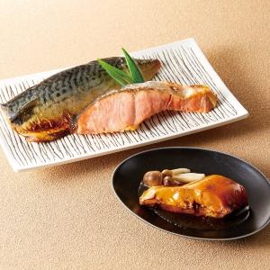 活黒 レンポン煮魚・焼魚詰合せ RN100TE