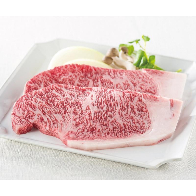 北海道びらとり和牛サーロインステーキ2 tl18-100-17
