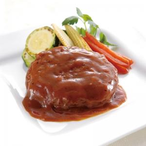 トマトソースハンバーグ 110gX30 711130