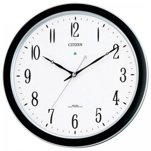 シチズン 電波掛け時計 4MY691-N19