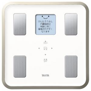 タニタ 体組成計 BC-810-WH