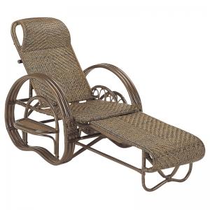籐三ツ折寝椅子 H25A202B
