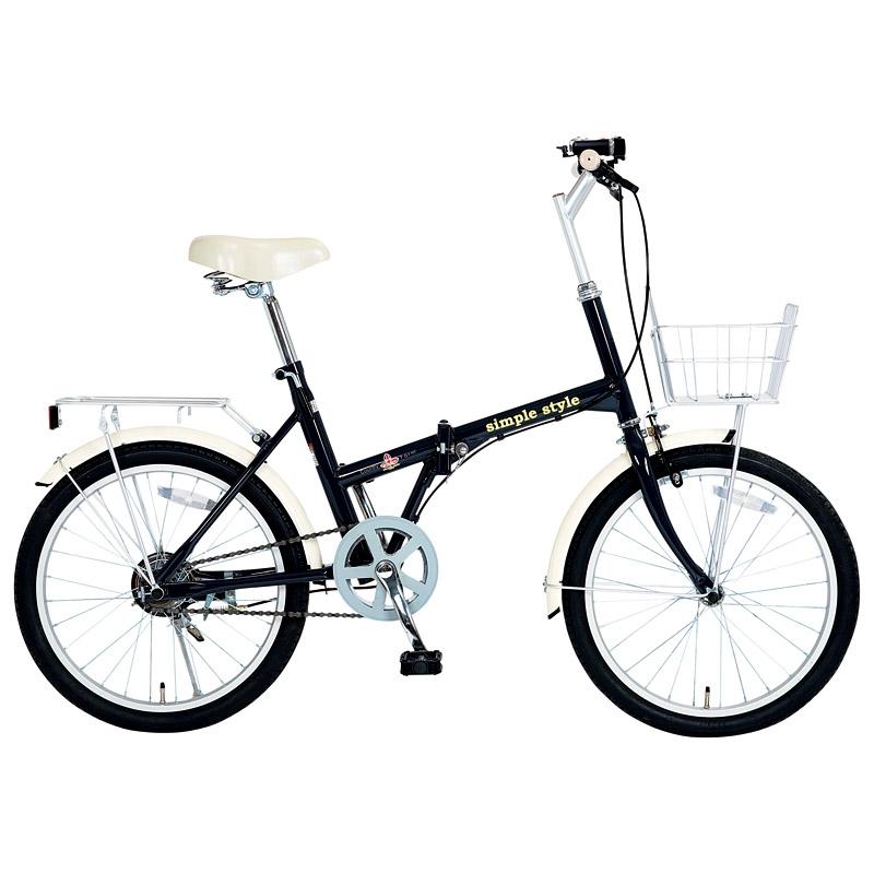 20型折畳自転車 SS-H20BS+PB-R8+PB-L2