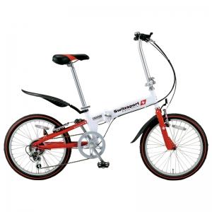 スウィツスポート 20型折畳自転車 SW-SK20W