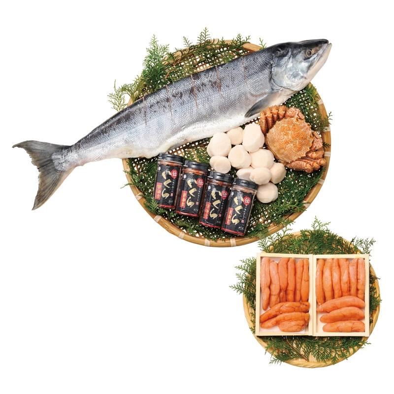 北海道の海鮮食材
