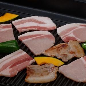 沖縄県ブランド豚「キビまる豚」焼肉セット 計300g