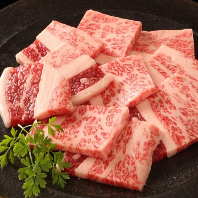 神戸ビーフ 網焼き肉