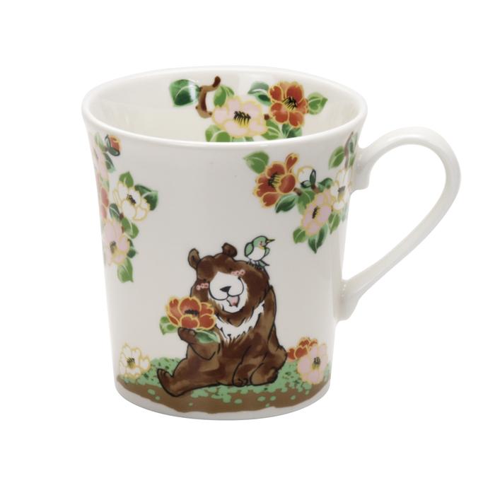 陶器製 マグカップ