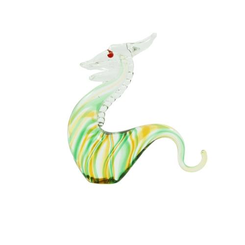 手作りガラス製インテリア置物シリーズ/ドラゴン