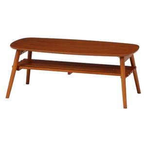 折れ脚センターテーブル ノルン 6310-19SKV MBR