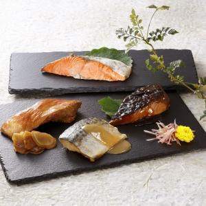 氷温熟成 煮魚・焼き魚ギフトセット   (華-hana-)