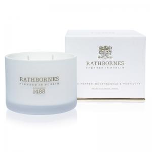 RATHBORNES1488 クラシックキャンドル ホワイトペッパー