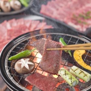 黒毛和牛 焼き肉(カルビ)