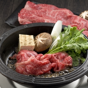 神戸牛 すき焼き(カタ・肩ロース)