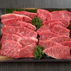 神戸牛・松阪牛食比べ(焼肉)