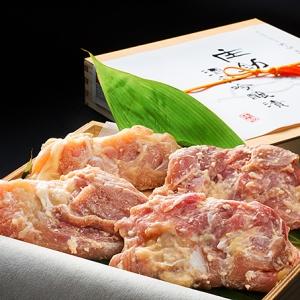 庄助酒彩吟醸漬 味くらべセット 美味鶏セット