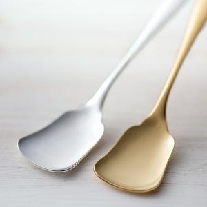 銅アイスクリームスプーンセット(G/S)