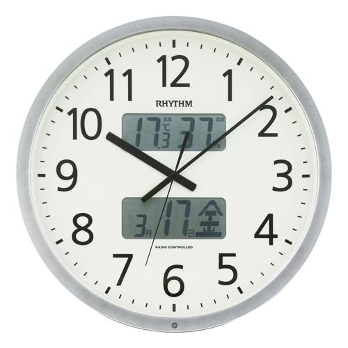 リズム プログラムチャイム電波時計