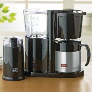 メリタ コーヒーメーカー(5杯用)&電動ミル