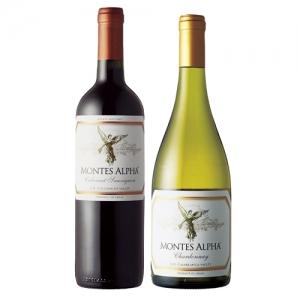 エノテカ チリ赤白ワインセット