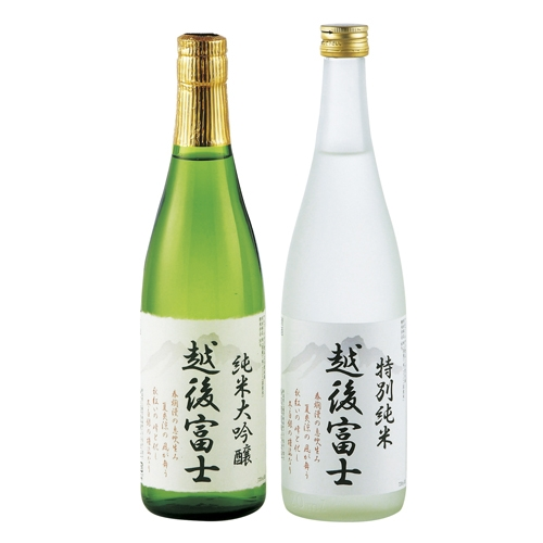 純米大吟醸・特別純米セット
