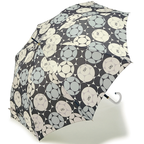 サボイ バルーン柄レディース長傘