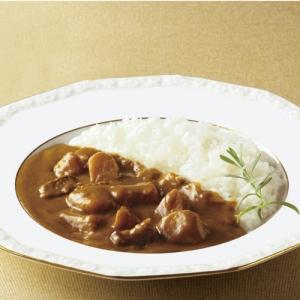 湯沢ニューオータニ 野菜ビーフカレー中辛