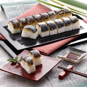 「祇園さゝ木」炙り〆鯖 小袖寿司